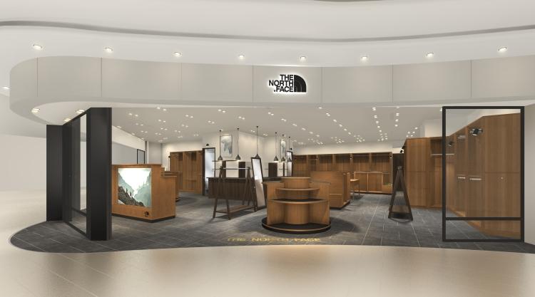 「3月29日グランドオープン「東京ミッドタウン日比谷」に、THE NORTH FACE PLAY(新業態)と、NEUTRALWORKS.HIBIYAがオープン」の画像