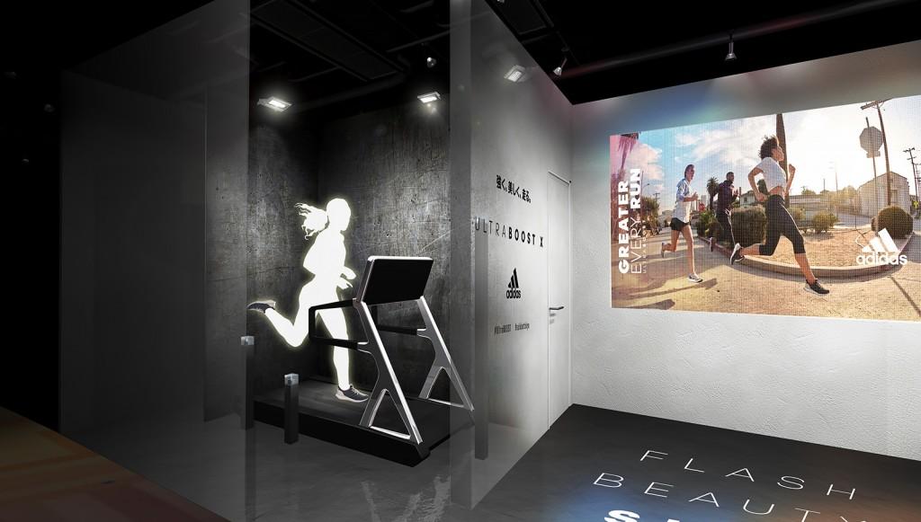 「2月22日(木)アディダスの女性専用プレミアムランニングシューズ「UltraBOOST X」 の2018年春夏ニューカラーが登場!!」の画像
