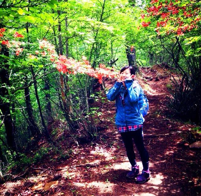 """「""""気がついたら山を走っていた……""""ある女子学生が見つけたトレイルランの魅力【その1】」の画像"""