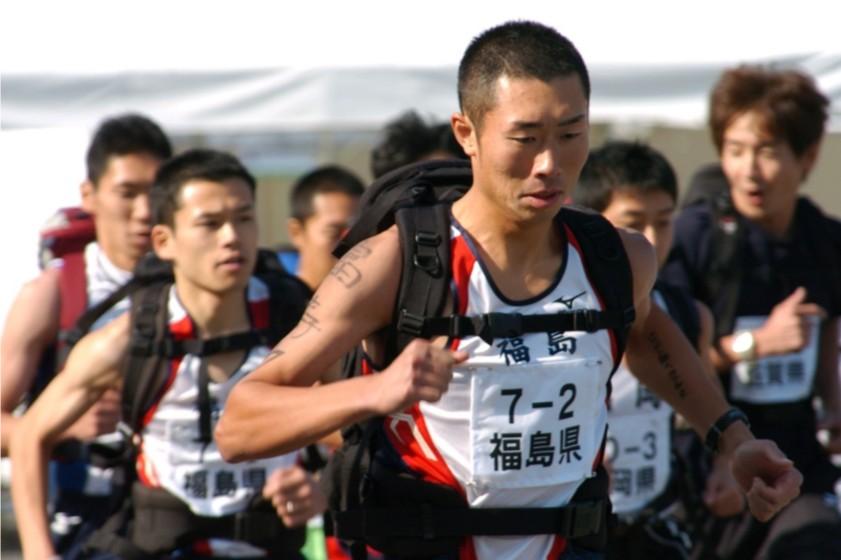 「国体山岳縦走で鏑木毅選手と競り合いゴールも――〝マウンテンプレイヤー〟眞舩孝道さんインタビュー・中編」の画像