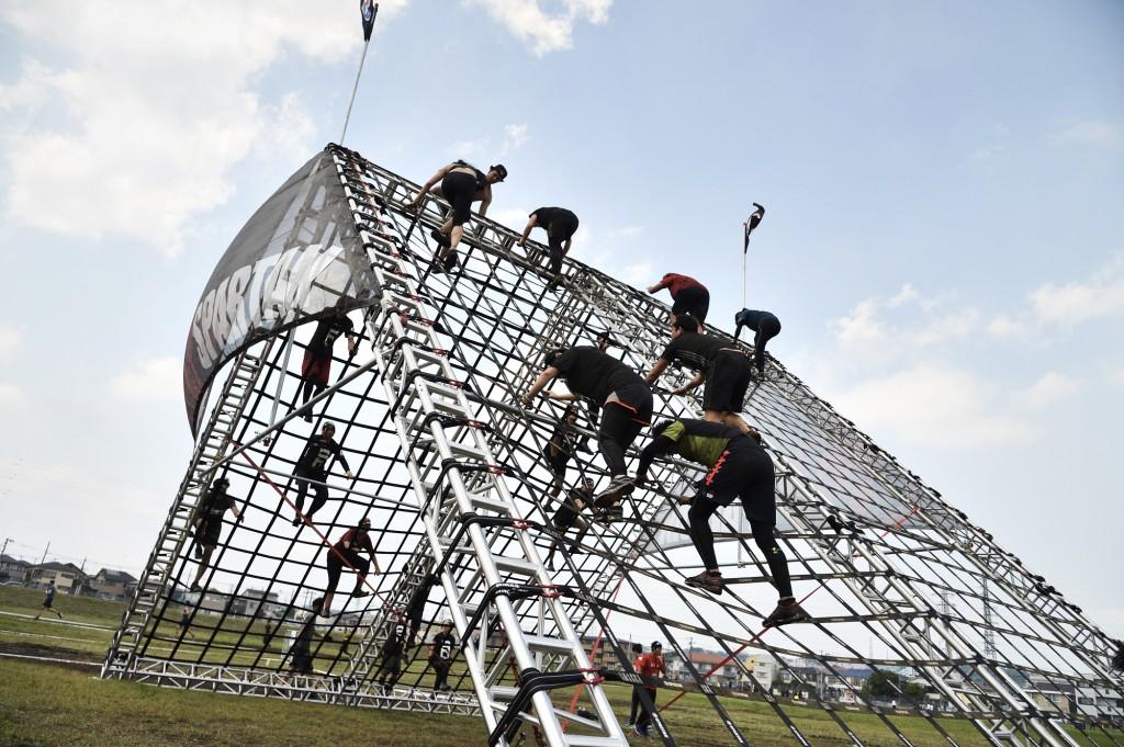 「9月8日(土)更に過酷になった「SPARTAN RACE presented by Reebok」開催決定!」の画像