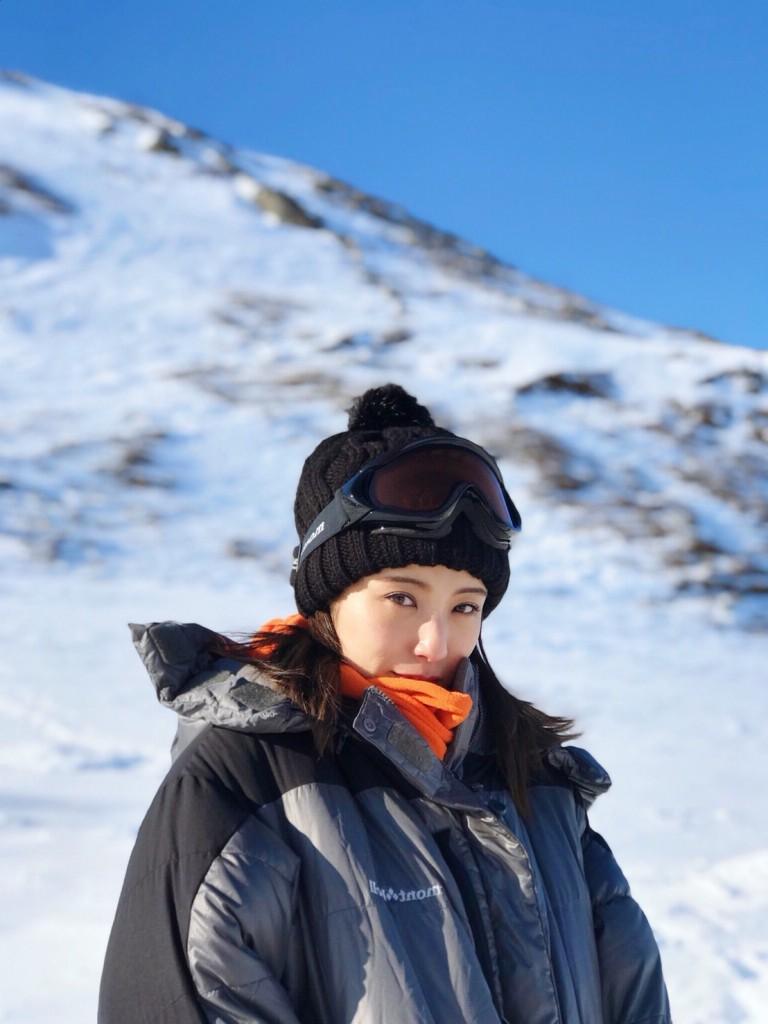「体感温度が-40°Cにも!! 北極の地を走るレースに挑んだizuさんってどんな人!?」の画像