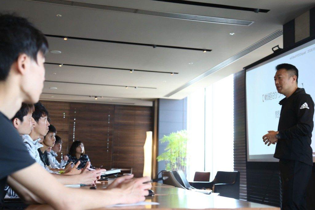 「アディダス「SPEED SQUAD」練習会 【VOL.2】全国各地からメンバー集う!」の画像