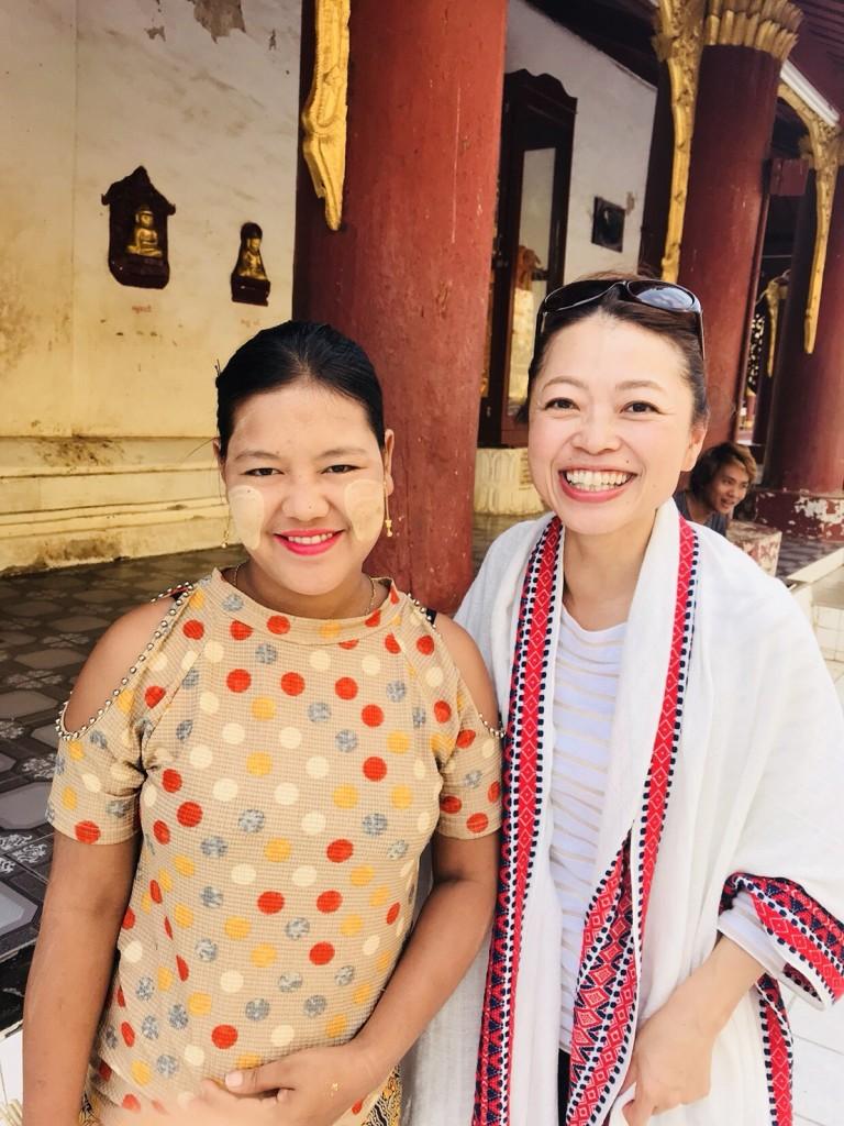 「ミャンマーの資生堂!? 日焼けから肌を守る「タナカ」とは」の画像