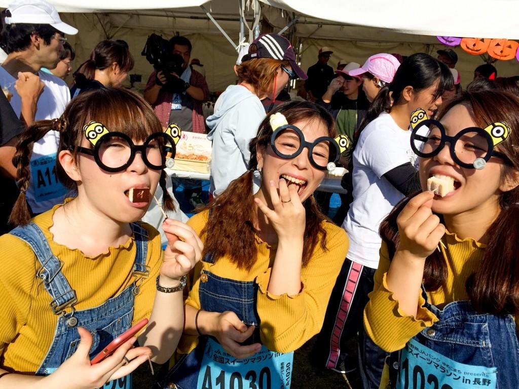 「11/23(金祝)「スイーツマラソン in 愛知」 BOYS AND MEN 研究生 名古屋&おとめボタン が参戦決定!!」の画像