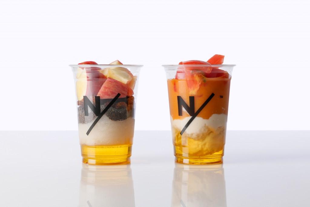 「NEUTRALWORKS. 最新デイパックと夏の新メニュー」の画像