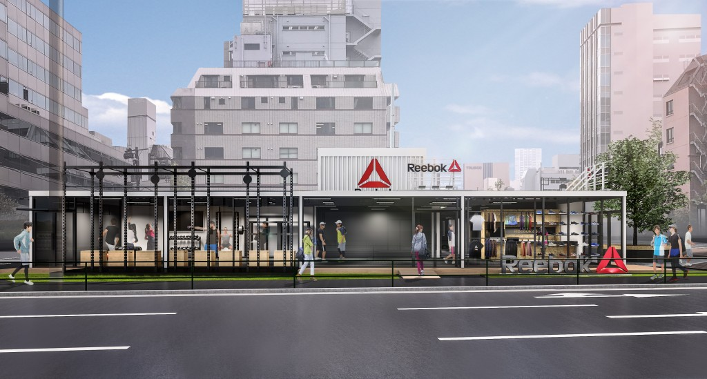 「リーボック初プロデュースのトレーニングジムが8月3日(金)虎ノ門にグランドオープン!」の画像