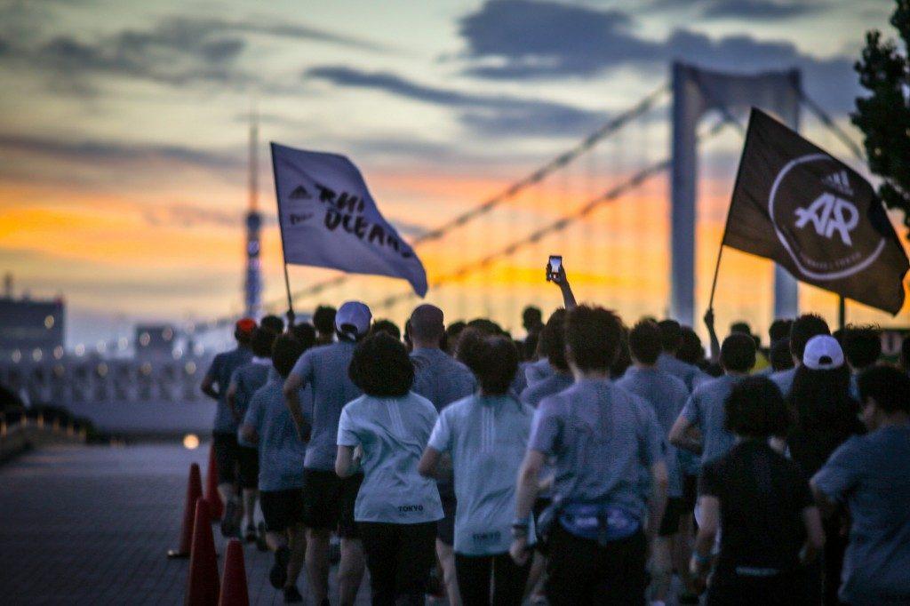 「走ることで環境保護団体に寄付「アディダス×パーレイ」に100万ドル」の画像