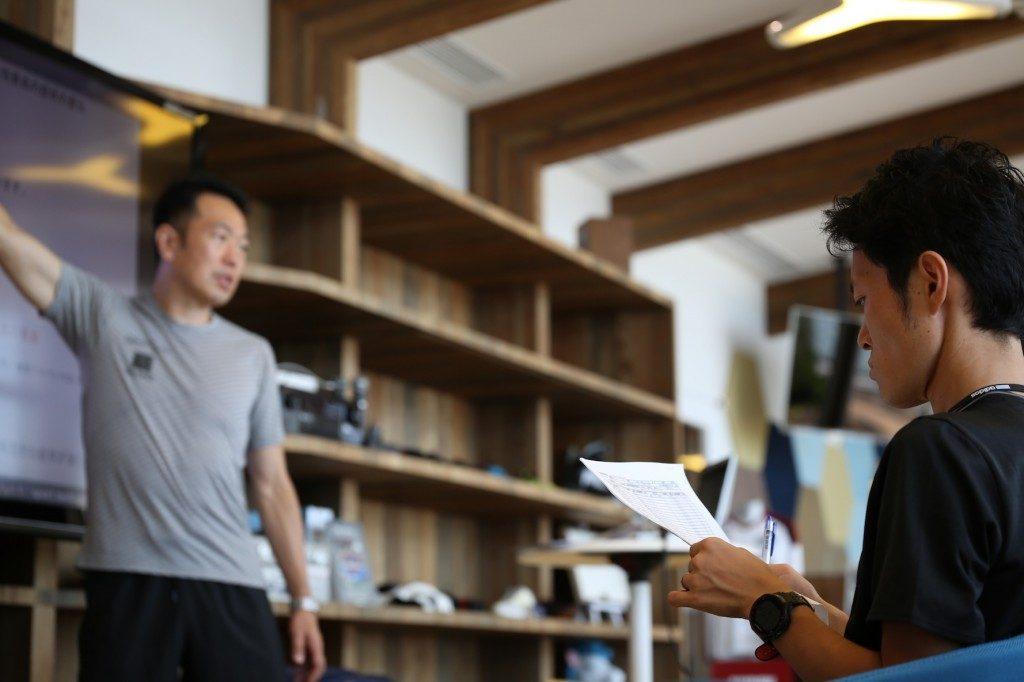 「アディダス「SPEED SQUAD」練習会 【VOL.6】戦略的リカバリーを学びパフォーマンス向上を!」の画像