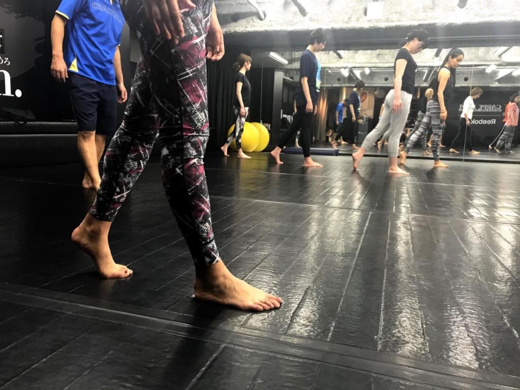 「軸を知り 鍛え ボディをデザインする!! Reebok Fitness Friday参加の金曜日の過ごし方|ひらゆかMEMO」の画像