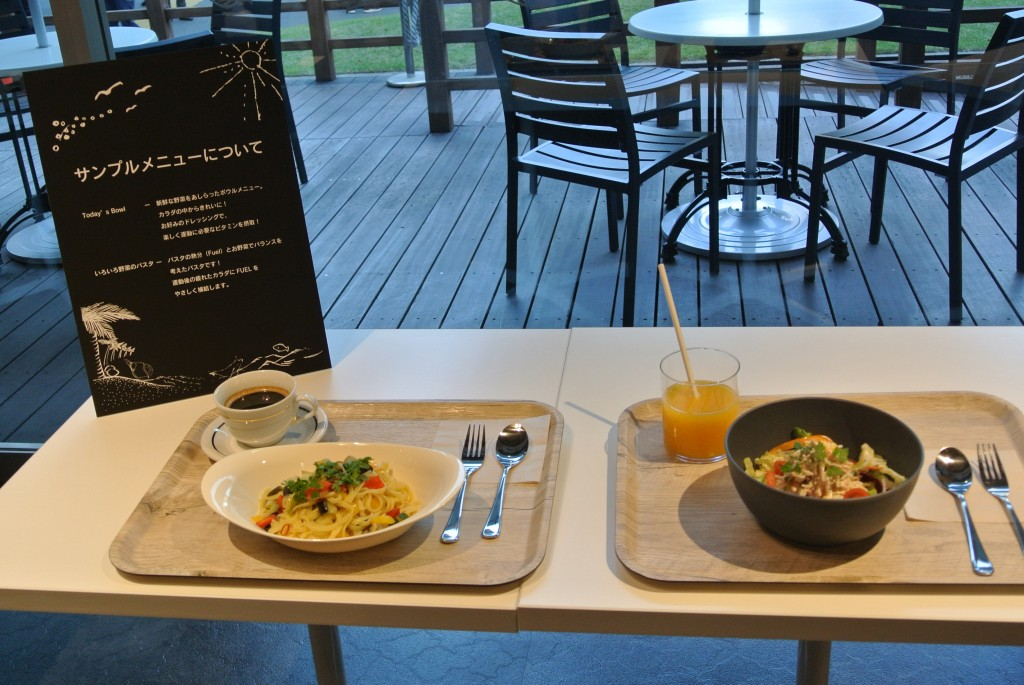 「日比谷公園内オープンの『スポーツステーションアンドカフェ』でどんな体験ができる?」の画像