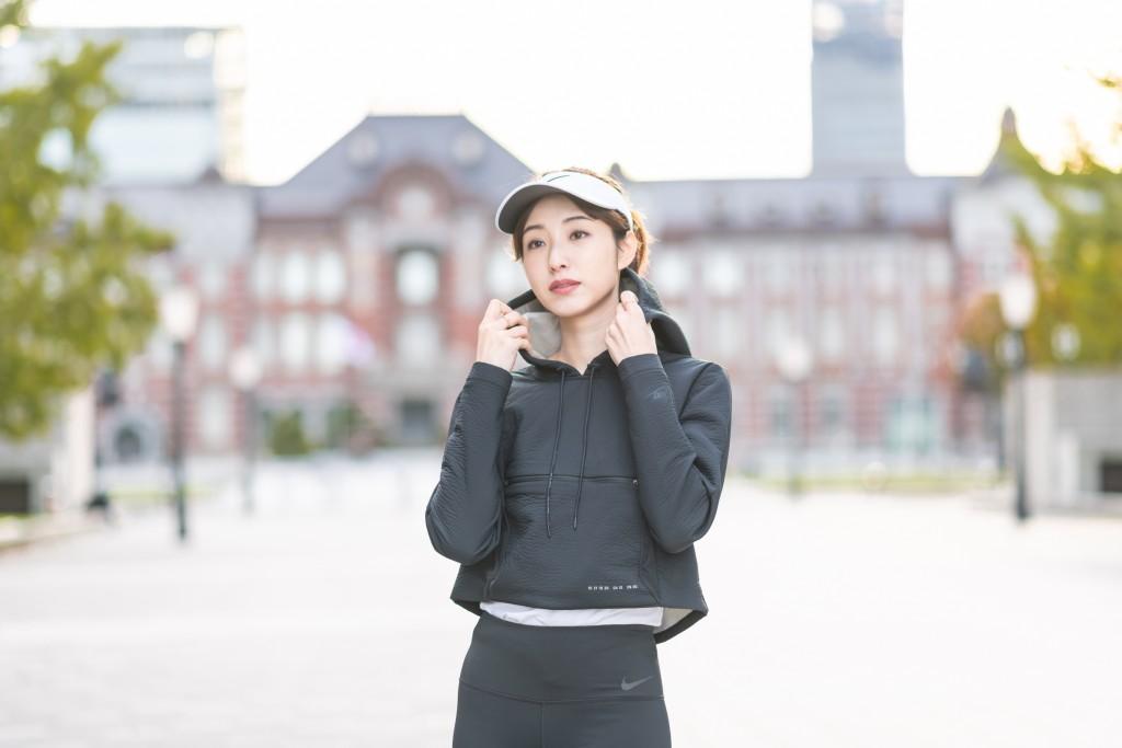 「「走らない日の自分はあまり好きになれない……」モデル・izuにとってのランニング」の画像