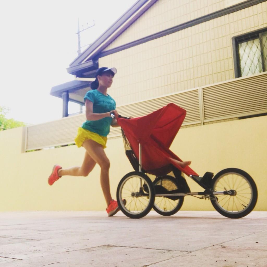 「「産んだら絶対に走るんだ!」ママランナー出産後の苦悩と楽しみ方のヒント」の画像