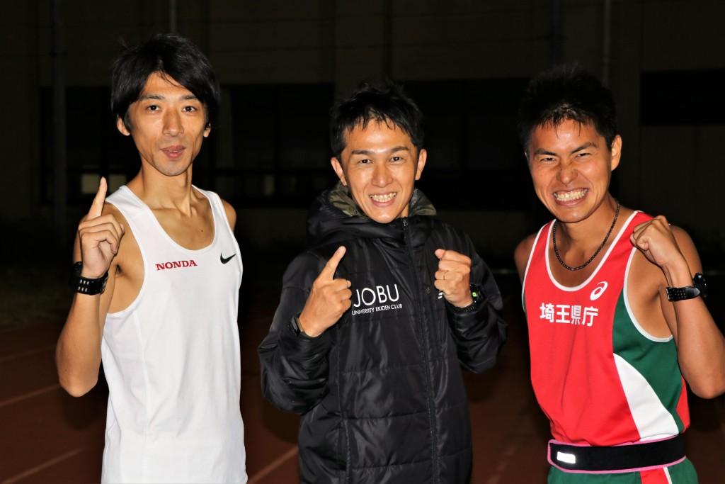 「「走り終わったら倒れるのではなくコースに一礼」箱根駅伝初シードに挑む上武大」の画像