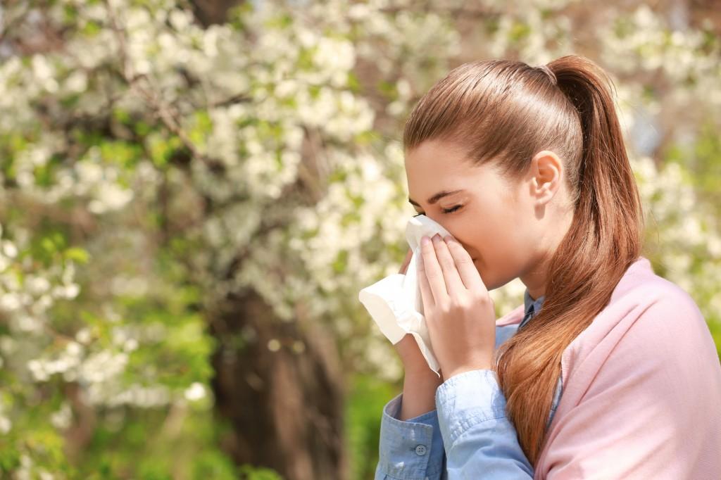 「花粉の時期でも快適にランニングを楽しみたい人必見の 花粉症予防・改善策」の画像