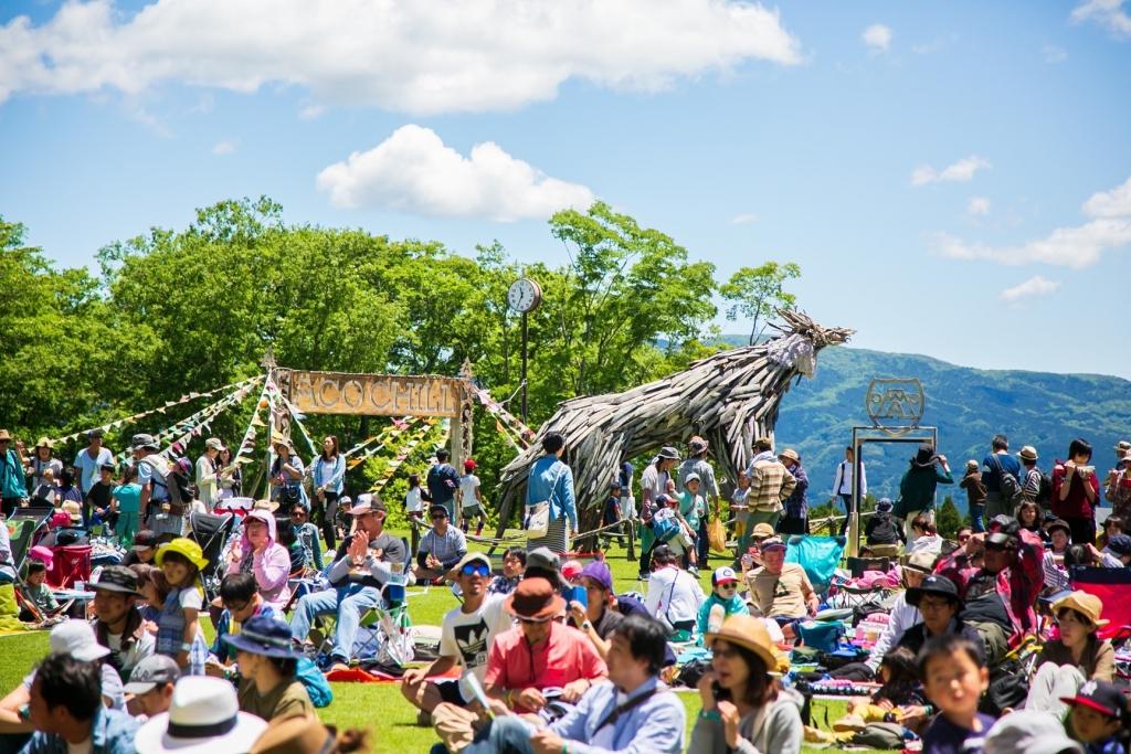 「豊かな自然の中で身体と感性を使って楽しむ『ACO CHiLL CAMP 2019』が開催!!」の画像