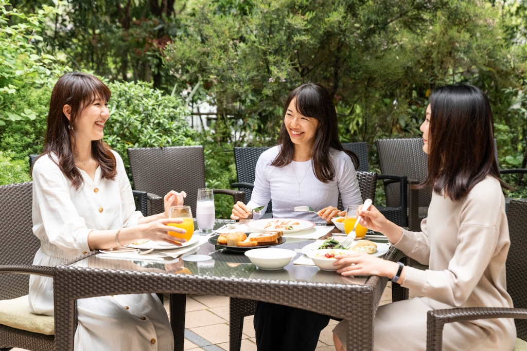 「贅沢なアーバンランで旅をより快適に。ウェスティンホテル東京のフィットネスプログラム」の画像