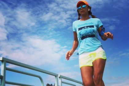 「「Running×Instagram」やたらオシャレな韓国ランナー【レディースランニングウェア 海外編 No.11】」の画像