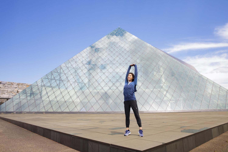 「【SKY RUNTRIP】ミステリーハンター・大杉亜依里さんがナビゲートする、札幌Runtripの楽しみ方」の画像