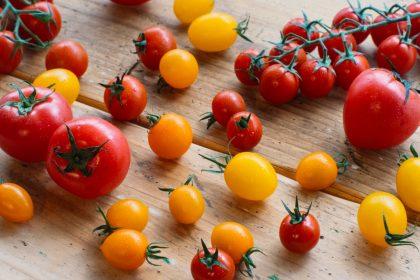 「紫外線を浴びるラン前後に!ランナーレシピ【トマトたっぷりベジちらし】」の画像