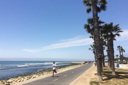 「参加者91人。景色を楽しみながら、のんびり走る、つもりだったトレイルラン・レース」の画像