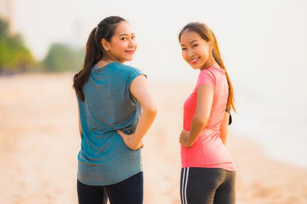 「「Running×Instagram」やたらオシャレな台湾・香港ランナー【レディースランニングウェア 海外編 No.14】」の画像
