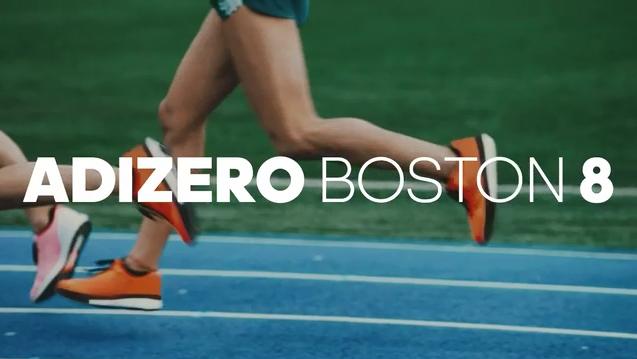 「トレーニングからレースまで使える万能モデル『ADIZERO BOSTON』シリーズがアップデートして新登場!」の画像