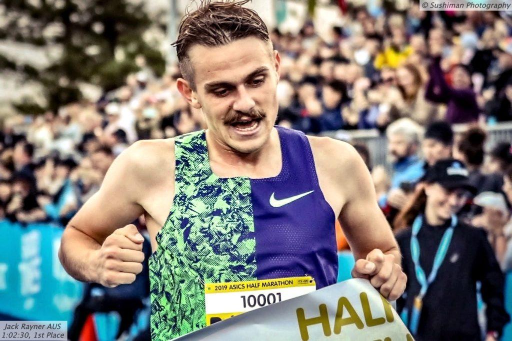 「設楽悠太が2時間07分50秒の大会新で優勝。2019ゴールドコーストマラソンレポート」の画像