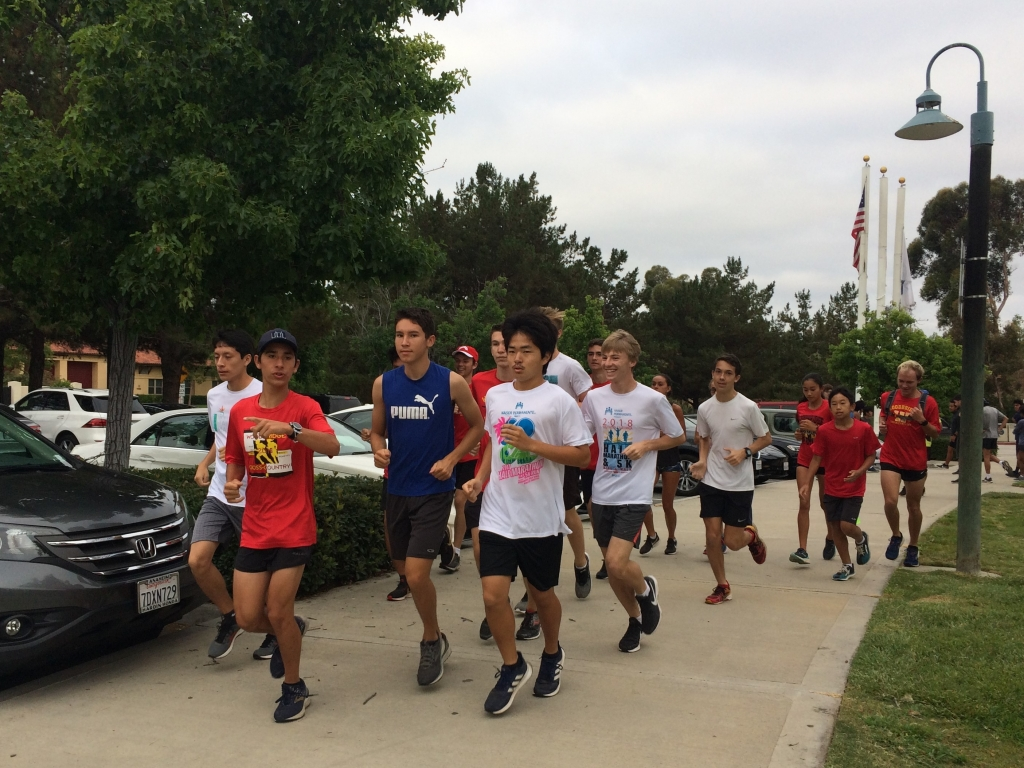 「走り終わってもまだ1日が始まったばかり。夏の早朝ランについて」の画像