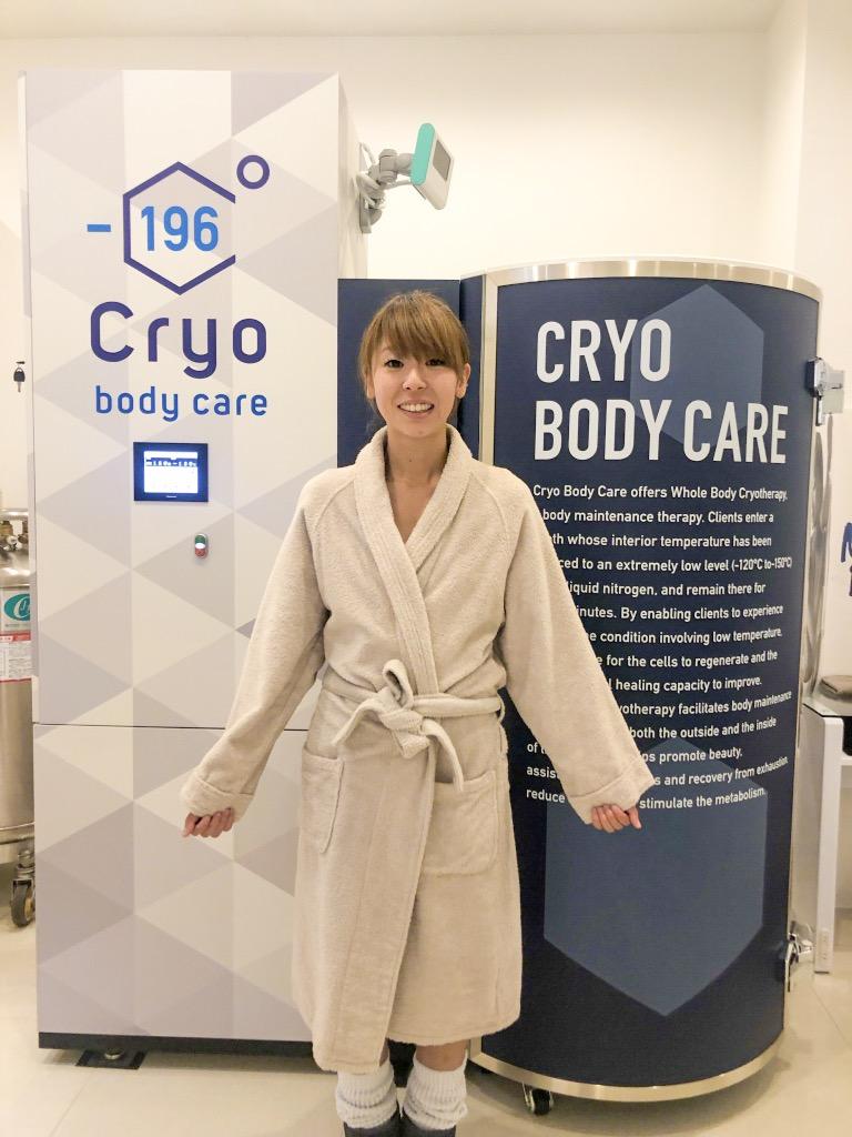 「夏こそコンディショニング!体を冷やして疲労回復を促す「クライオセラピー」を受けてみた!」の画像