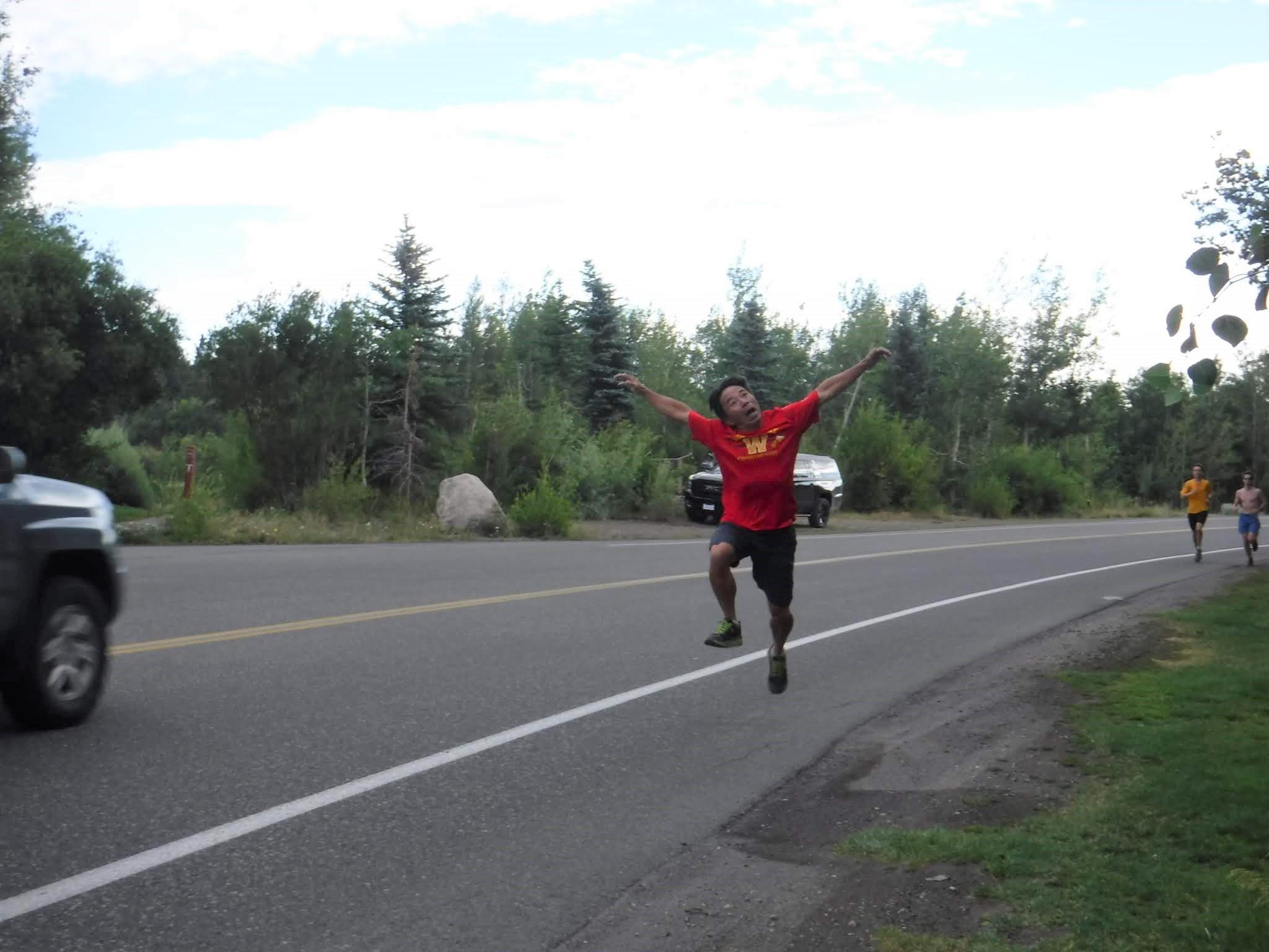 「50歳ランナーがマンモス・レイクスで高地トレーニングをした結果」の画像
