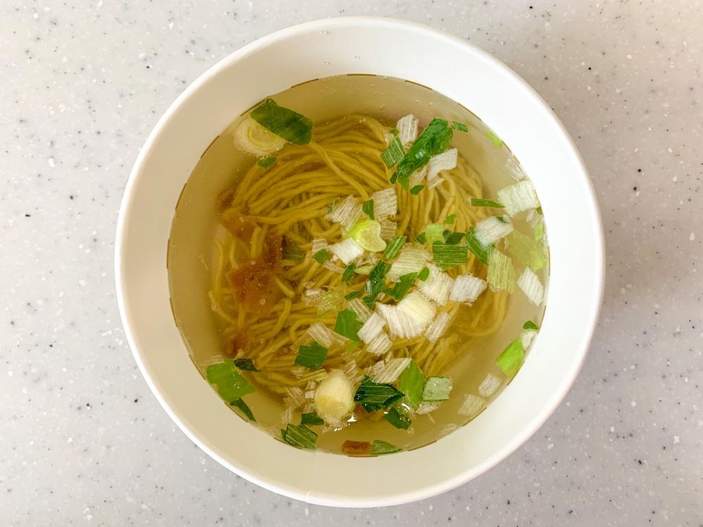 「忙しいランナーに完全栄養食『All-in NOODLES』」の画像