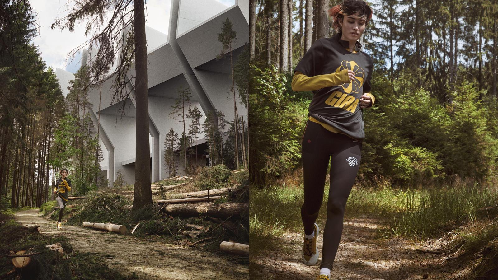 """「ナイキの19年秋「GYAKUSOU」コレクションは70年代のランニングブームから着想した """"トレイルシリーズ""""」の画像"""