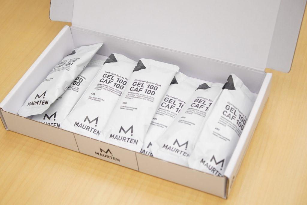 「MGC出場選手の多くが使用した『MAURTEN』からカフェイン入りの新商品が登場」の画像