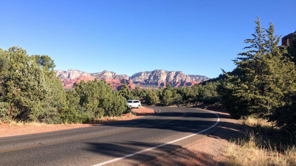 「死ぬまでにやりたいことの1つ? アリゾナ州セドナのトレイル」の画像