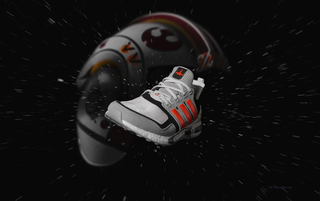 「アディダスとスター・ウォーズのコラボ第2弾!Ultraboostなど3シリーズが「スペースバトルパック」として登場」の画像