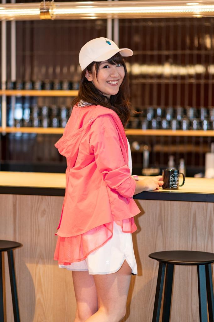 「【ランニングウェア】走るスタイリスト工藤満美のオススメ!春のレディースファッションコーデ」の画像