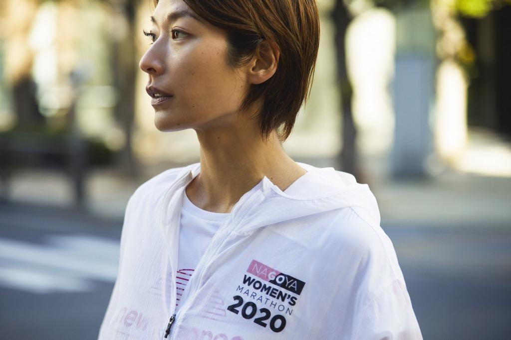 「ニューバランスから「名古屋ウィメンズマラソン2020」限定アイテムが登場!!」の画像