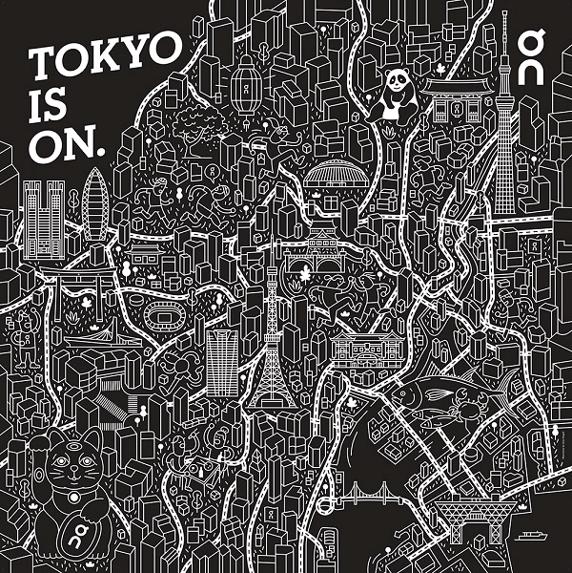 「Onが3月1日(日)東京で一日限りのPOP-UPラウンジとランナー向けスペシャルイベントを開催!」の画像