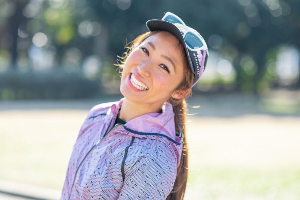 「元保育士のトレーナー・尾藤朋美さん「サハラマラソンでの初出場初優勝狙う」」の画像