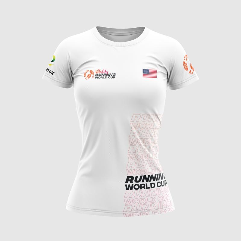 「あなたも日本代表に!! 国対抗で走行距離を競うランニングイベントが開催」の画像