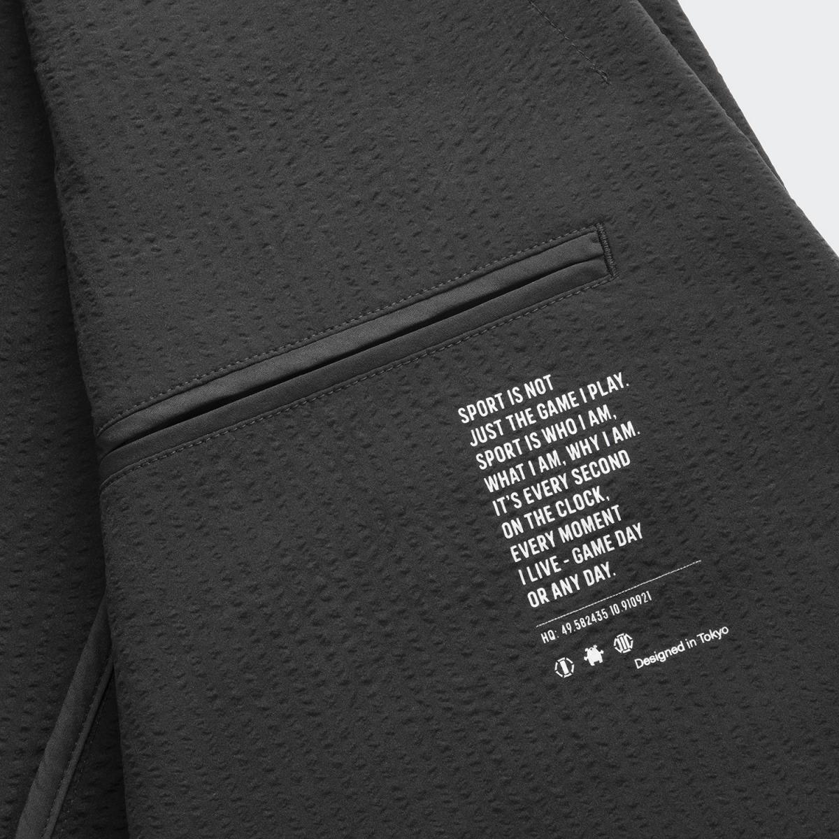 「アディダスとイセタンメンズが共同開発した「ICON SUIT」コレクション、新作はパッカブル」の画像