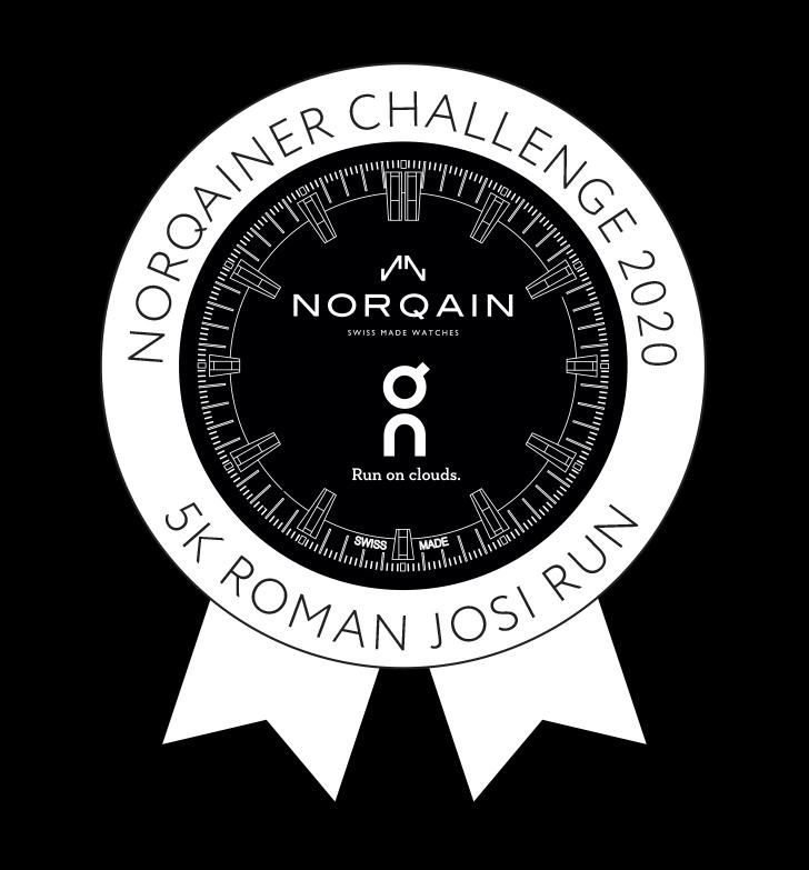 「スイスブランド「ノルケイン」と「On」がNHLプレーヤーのローマン・ジョシと競う5kmランチャレンジを開催」の画像