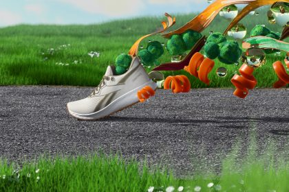 「【Reebok】フォーエバーフロートライドグローは植物由来素材からつくられたパフォーマンスシューズ」の画像