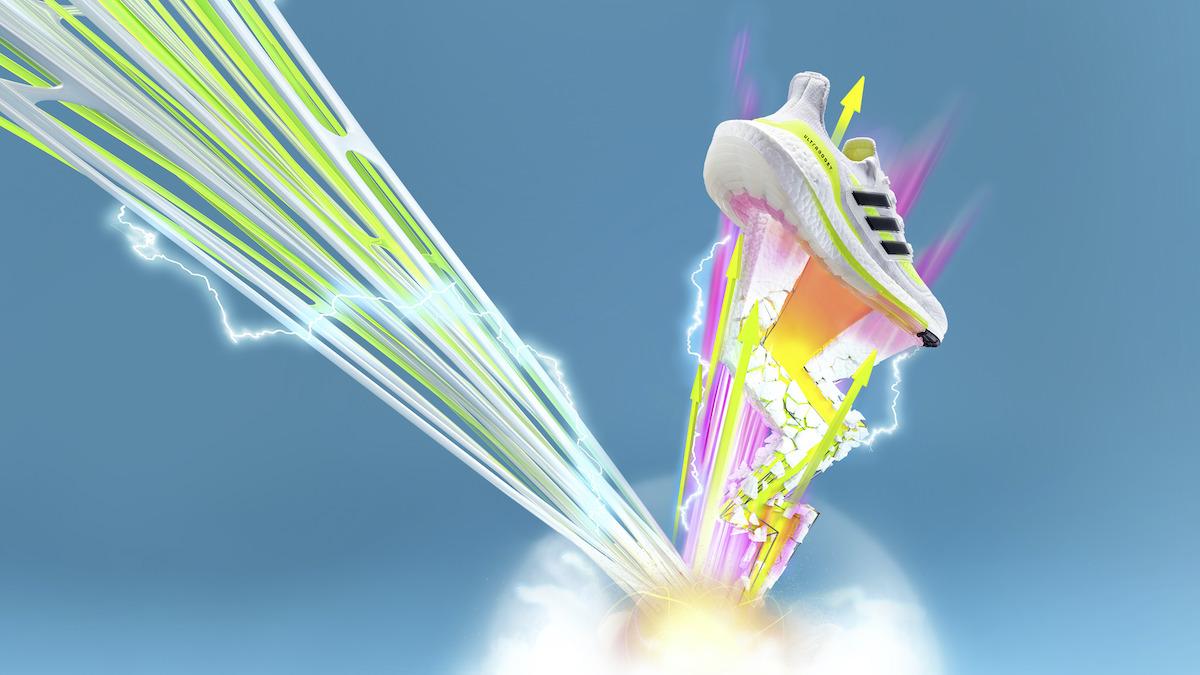 「アディダスから「ULTRABOOST 21」が登場!反発性がアップした、エナジーみなぎるシューズ」の画像