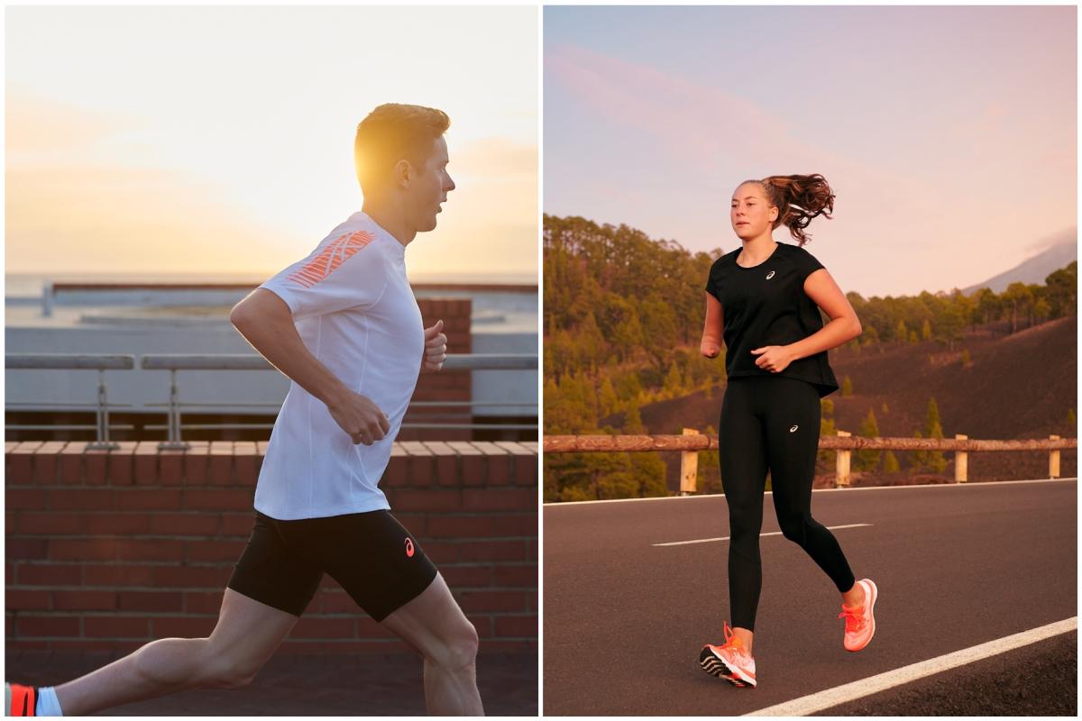 「2021年アシックスは「Sound Mind, Sound Body」、健全な体と精神でランニングを楽しむ!」の画像
