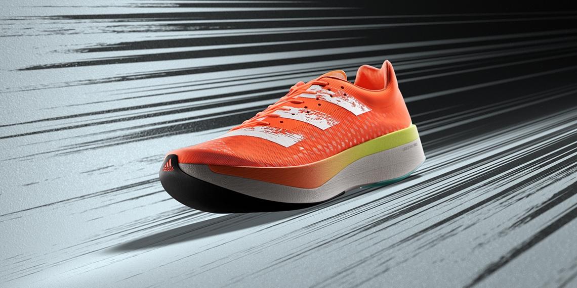 「【アディダス】ハーフマラソンの世界新記録を更新した「アディゼロ アディオス プロ」の新色が登場」の画像