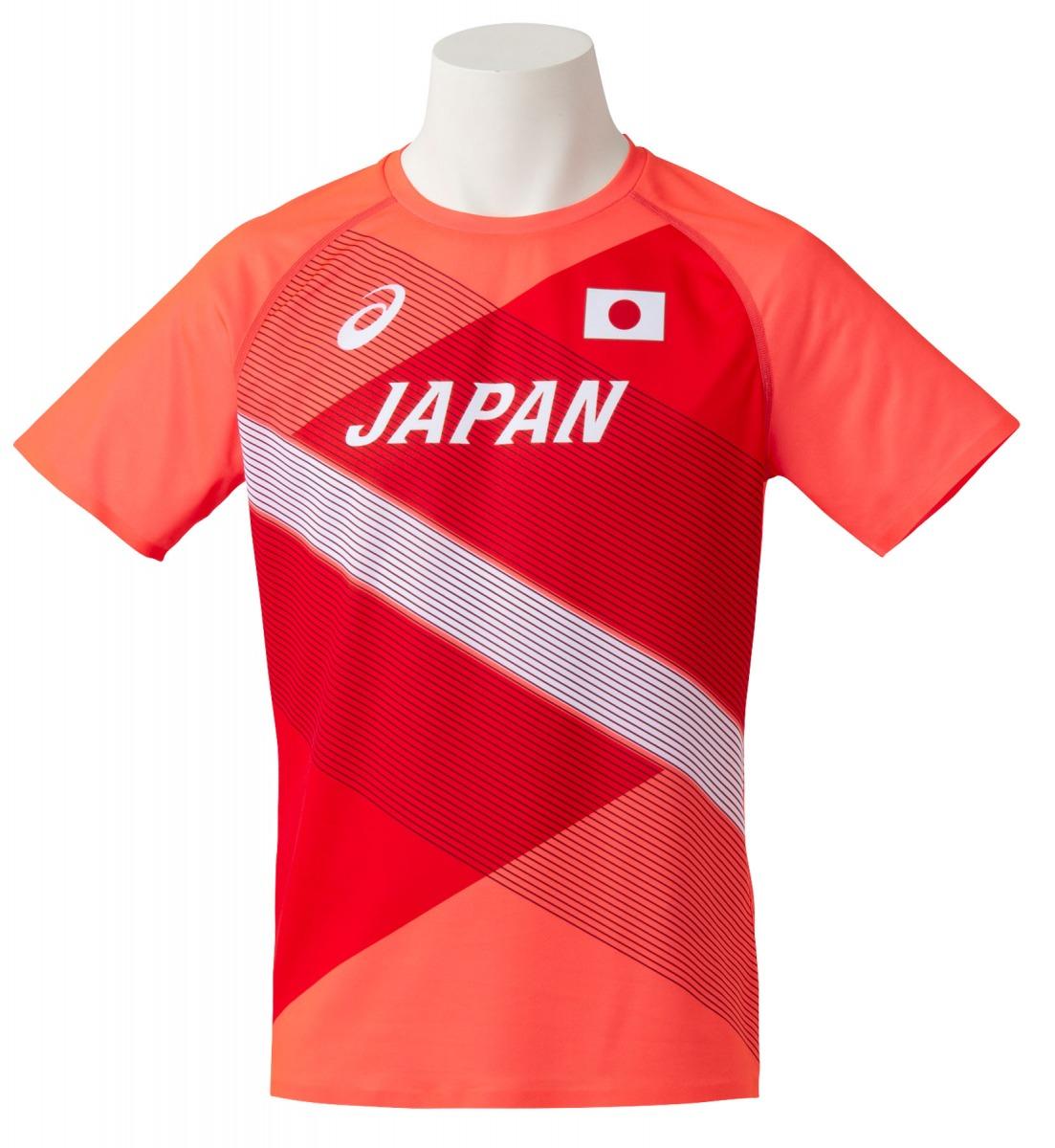 「アシックスから日本代表オフィシャル応援グッズが登場!陸上競技など4競技」の画像
