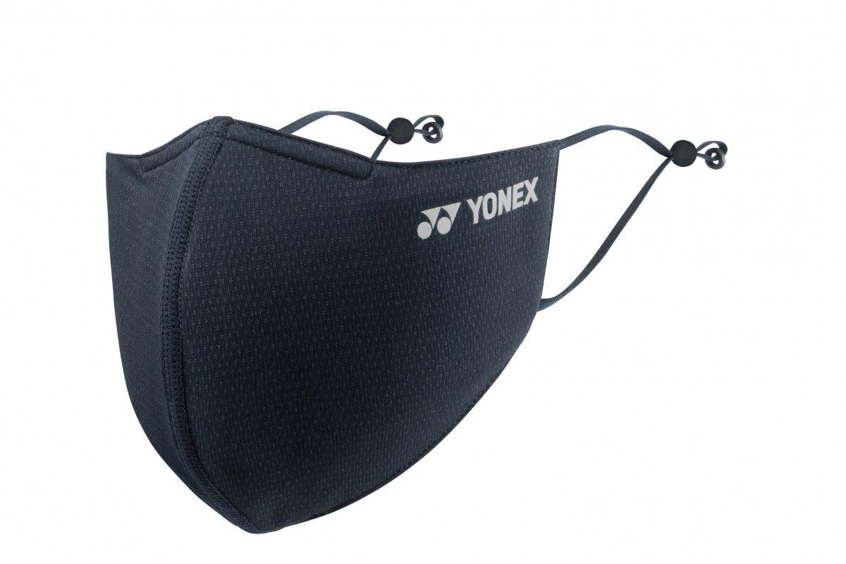 「YONEXから涼感がアップデートされた「爽快マスク」が登場!夏のランニングにも」の画像