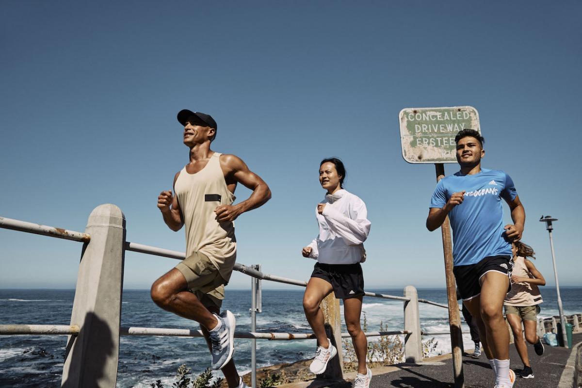 「アディダスのサスティナブルムーブメント「RUN FOR THE OCEANS」が5月28日から開催!」の画像